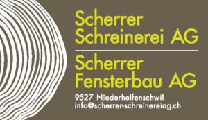 Scherrer Schreinerei AG
